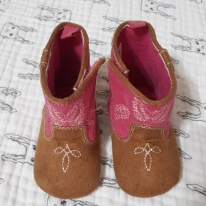 Other - Baby cowboy boots (A)